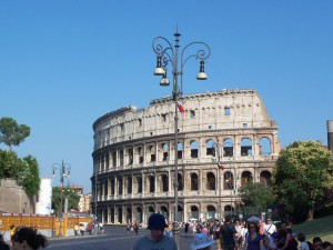 Kollosseum in Rom