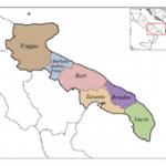 Apulien Provinzen