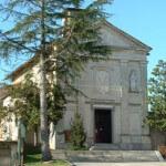 Die Pfarrkirche der Heiligen Gervasio und Protasio