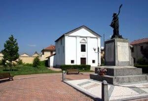 Das Oratorium von Santa Maria und San Rocco